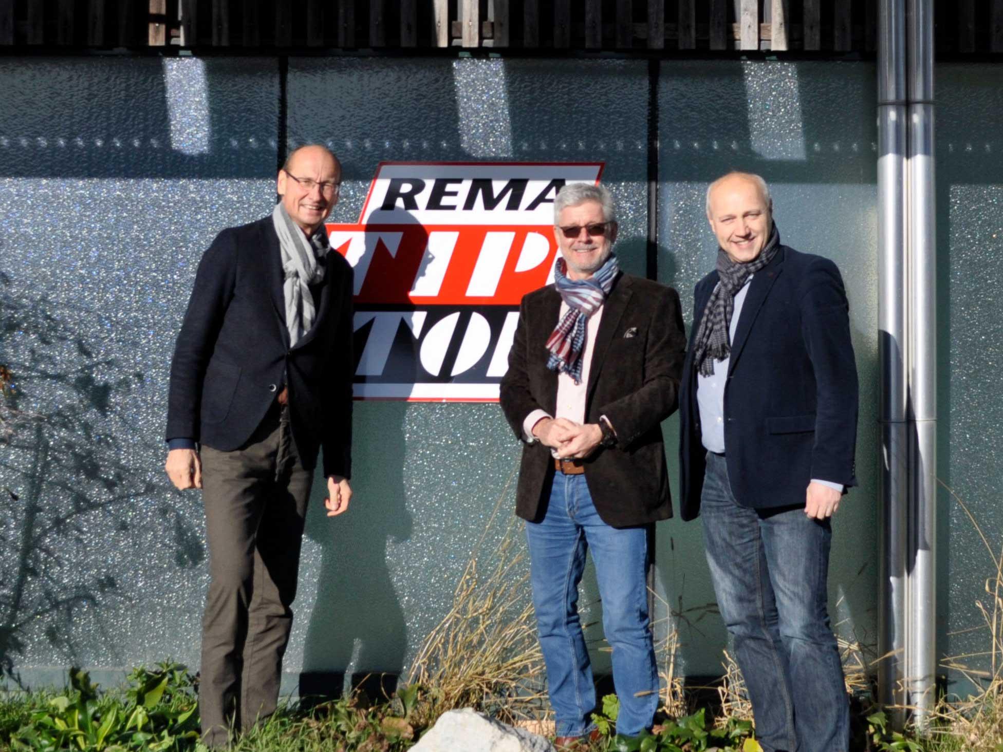 Neue Mieter am Ökopark Hartberg, Rema Tip Top GmbH