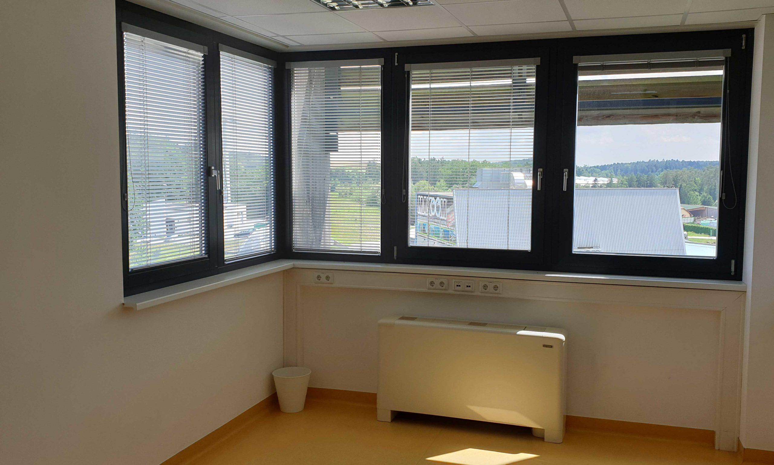 Büro im Büroturm am Ökopark