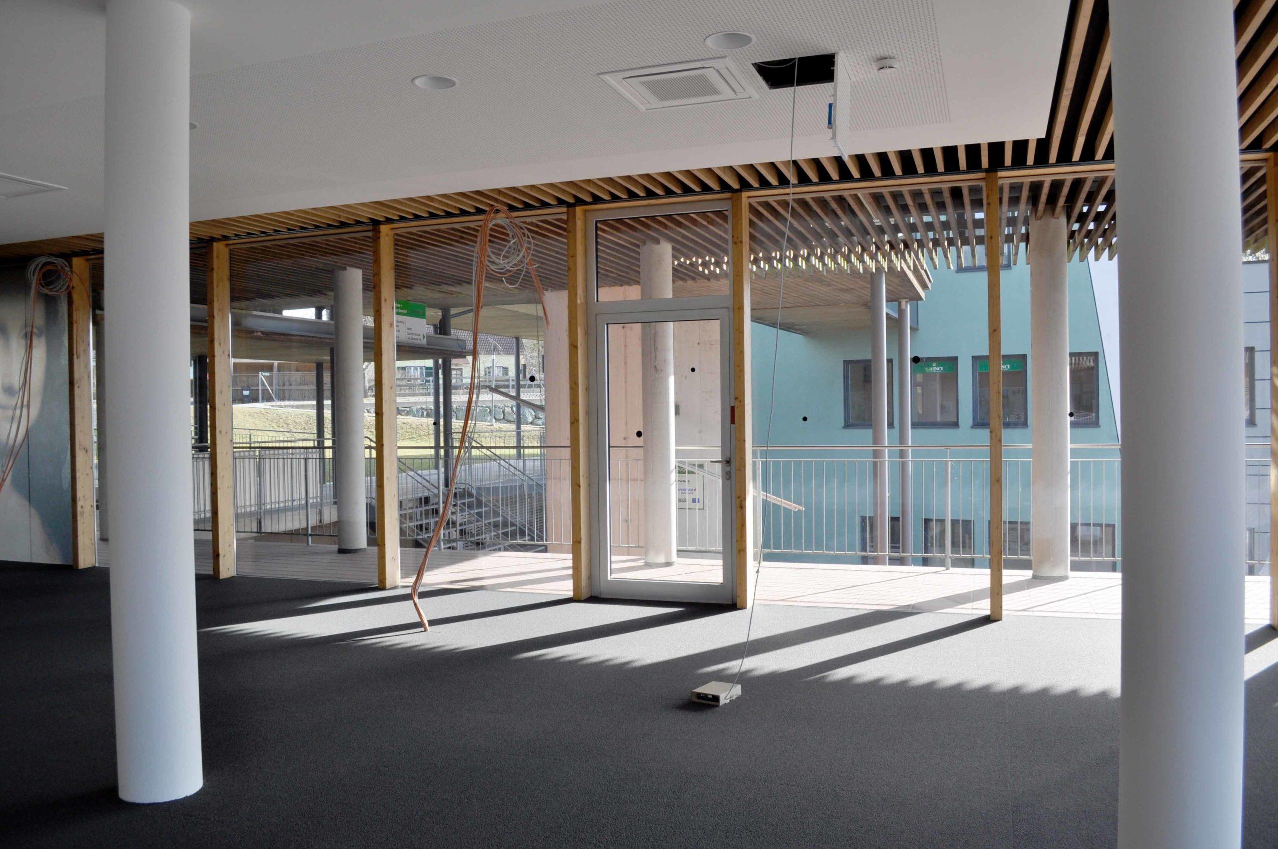 Büro und Vertriebsfläche EG Zentralgebäude