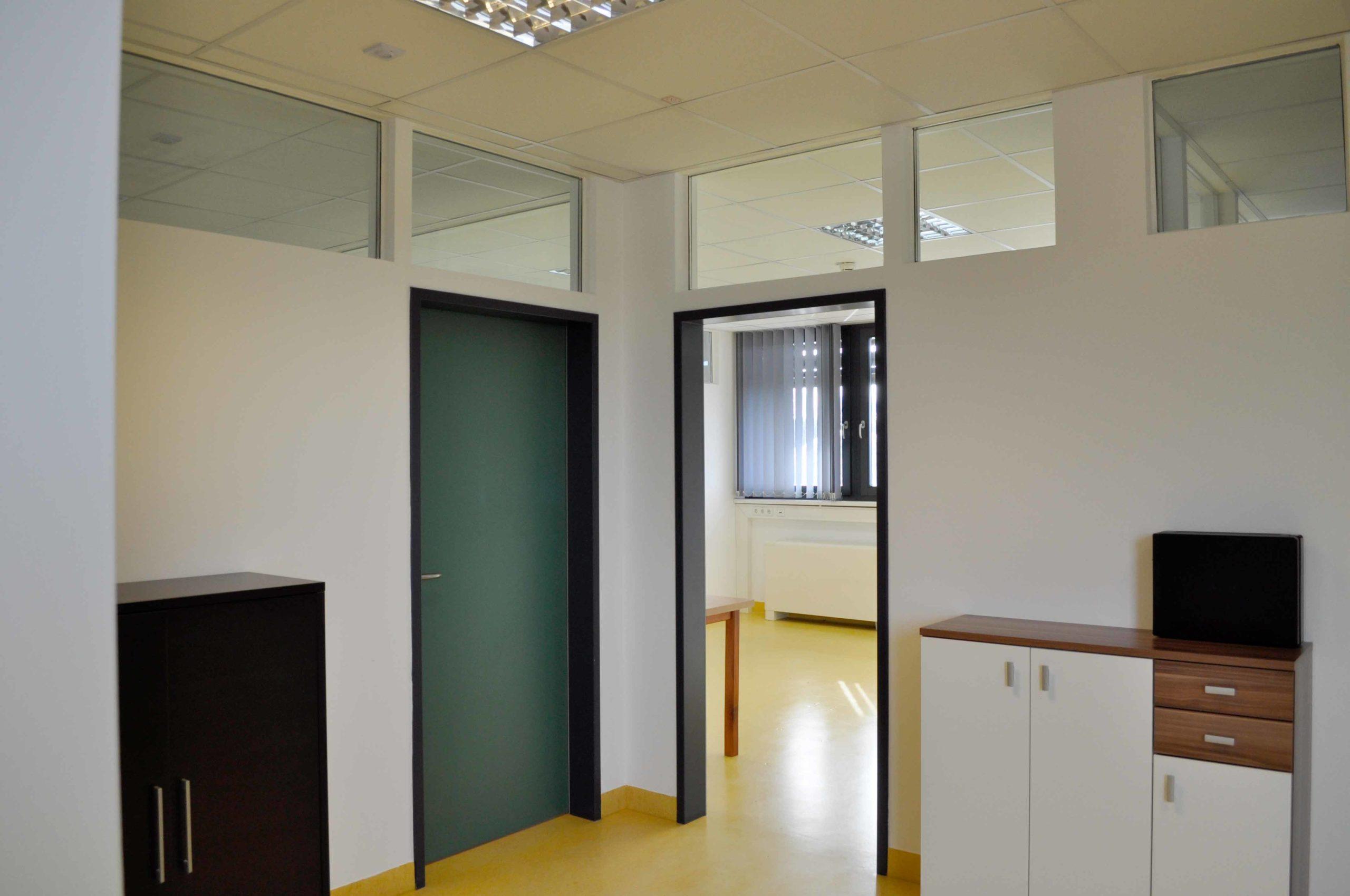 Büroturm zwei Büros am Ökopark Hartberg