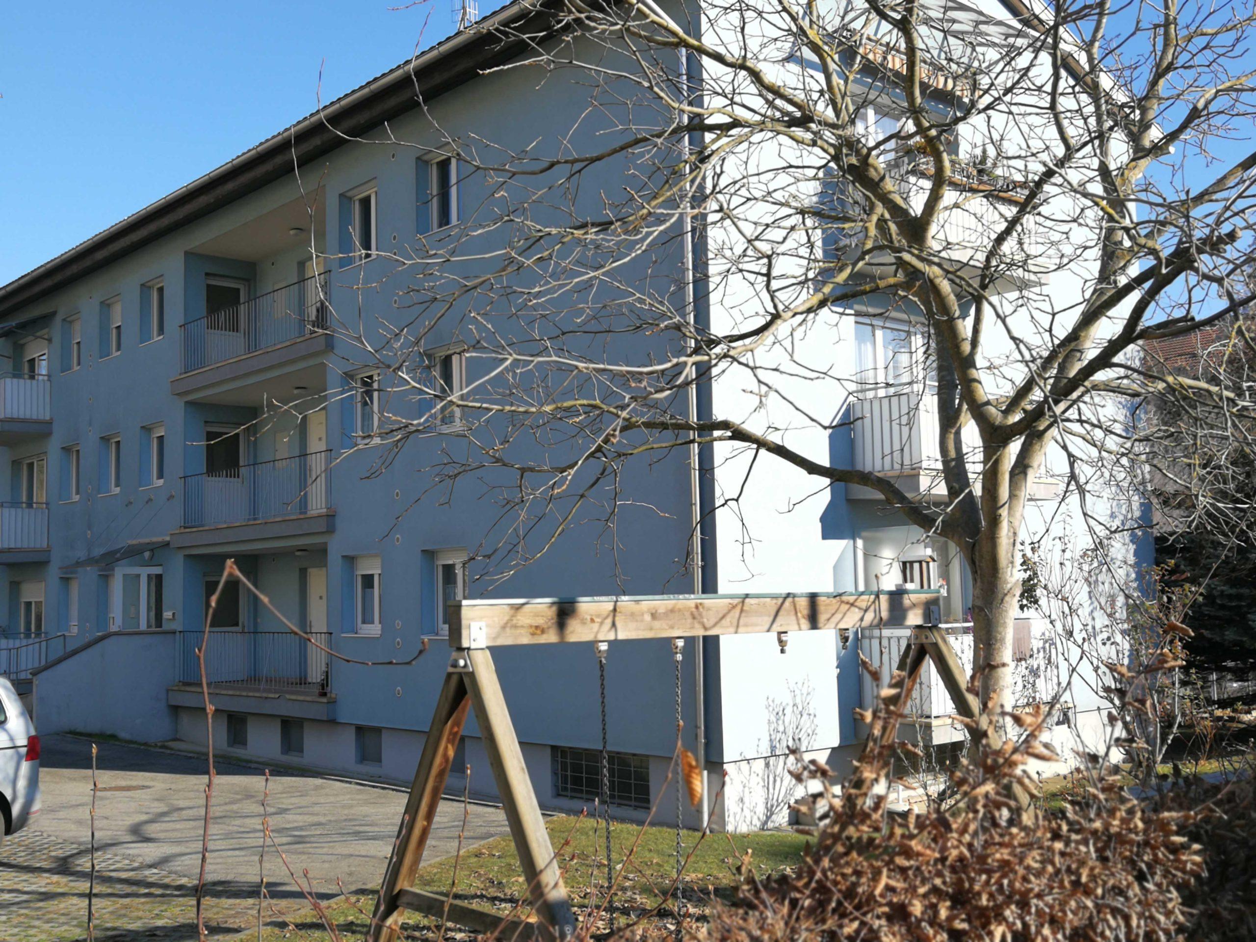 Außenansicht Johannes Simmler Gasse 3-6 Wohnung in Hartberg
