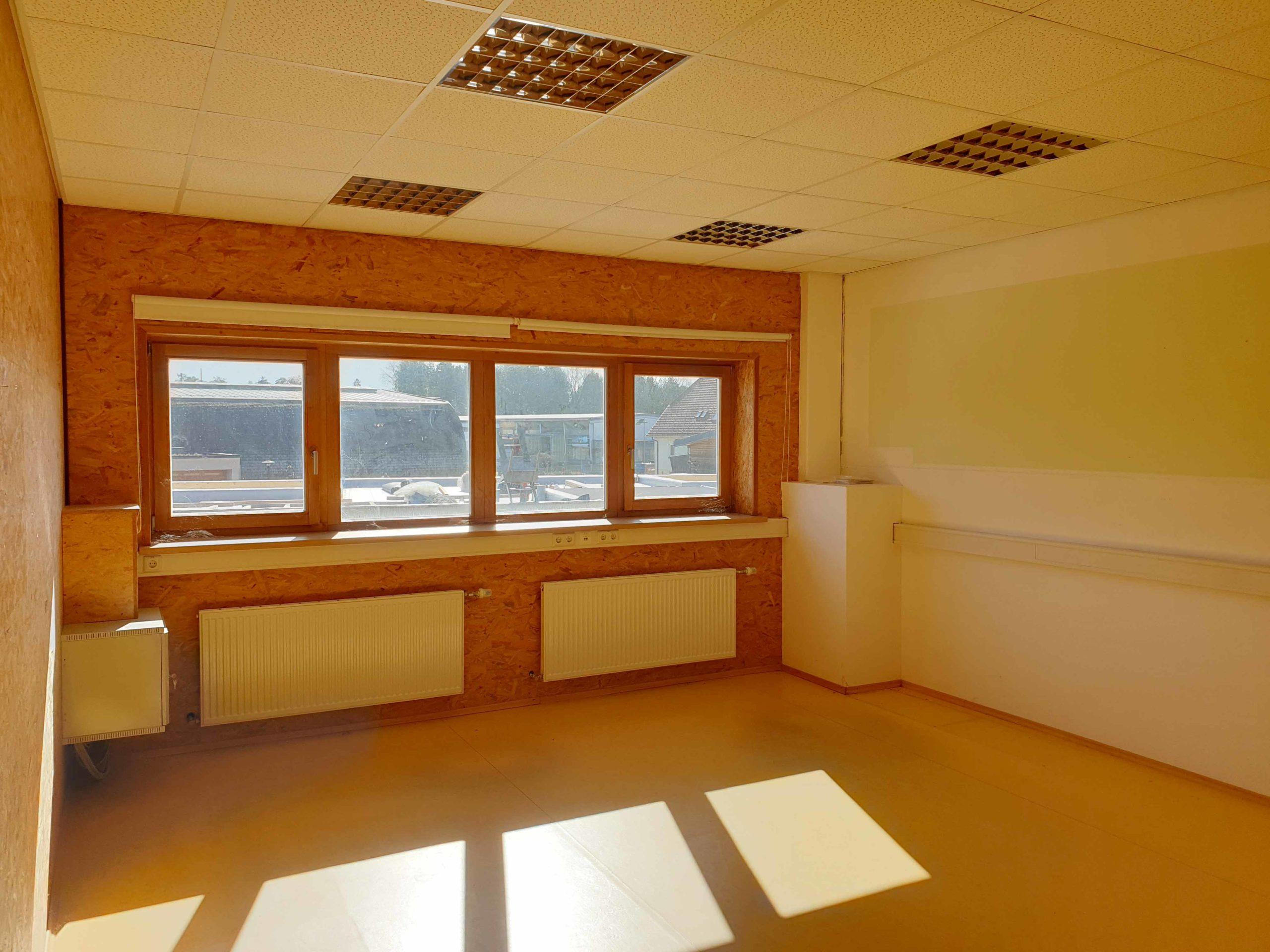 Bürofläche in der Solarhalle am Ökopark Hartberg