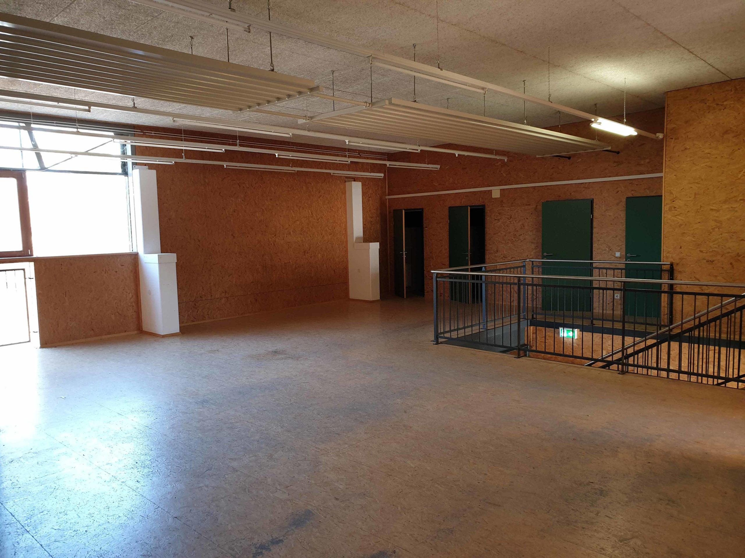Bürofläche oder Lagerfläche in der Solarhalle West am Ökopark Hartberg