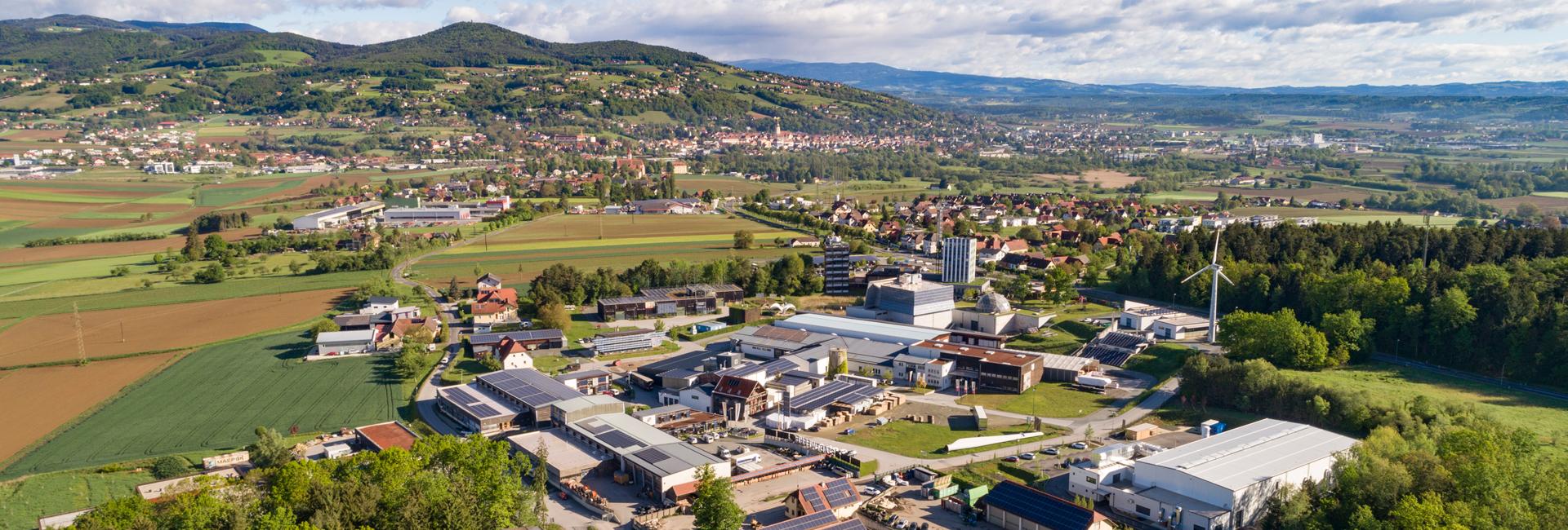 Ökopark Hartberg Gewerbepark