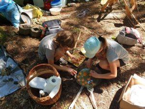 Dschungelcamp, Kinder kochen Spiegeleier