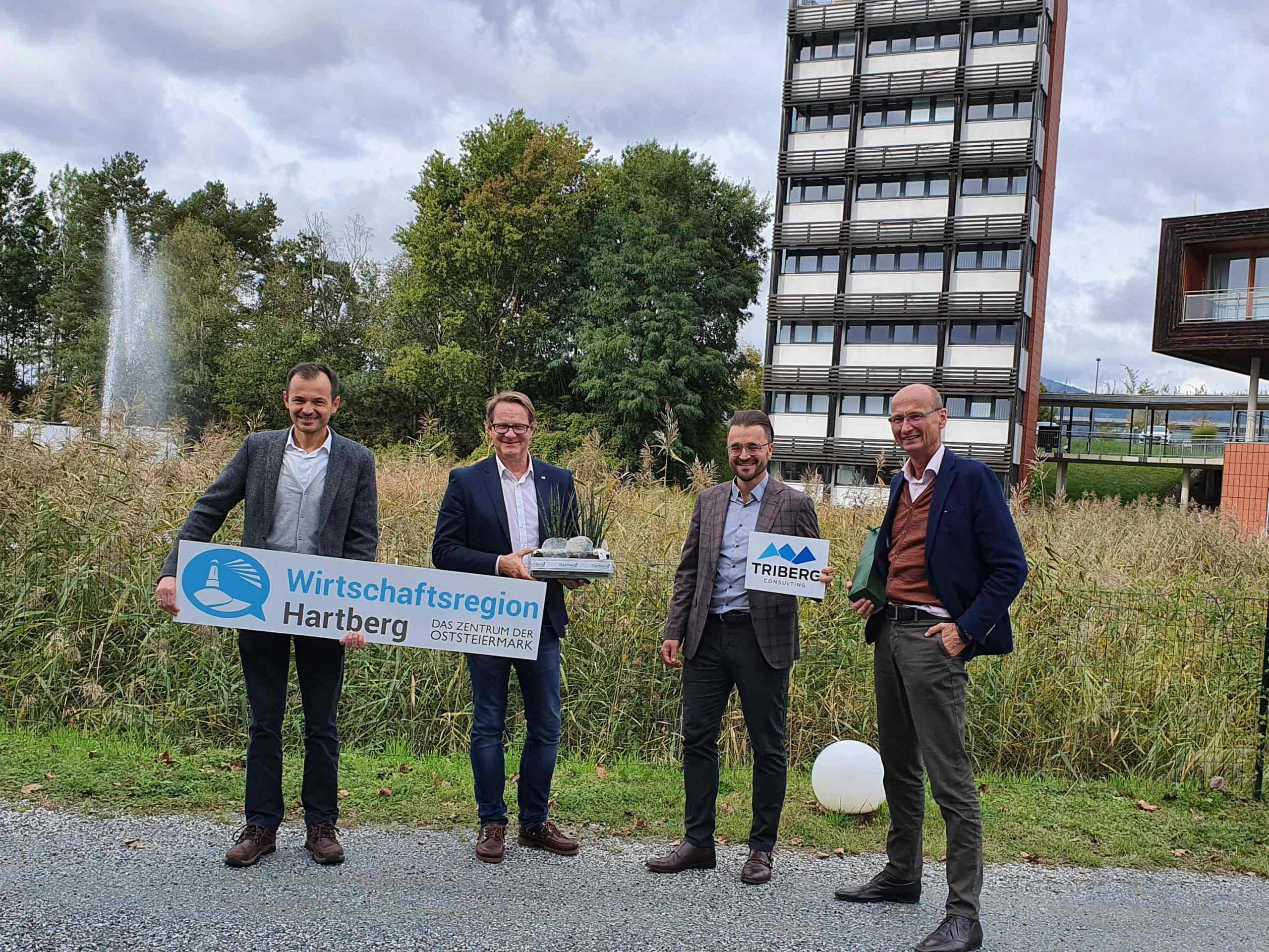 Triberg Consulting Willkommen Wirtschaftsregion Hartberg