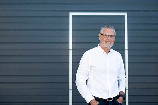 Harald Kappler Teammitglied Ökopark Gewerbepark
